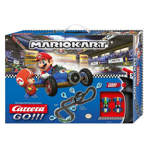 Racetrack Mario Kart 8 Carrera (5,3 m) - Shoppersbase