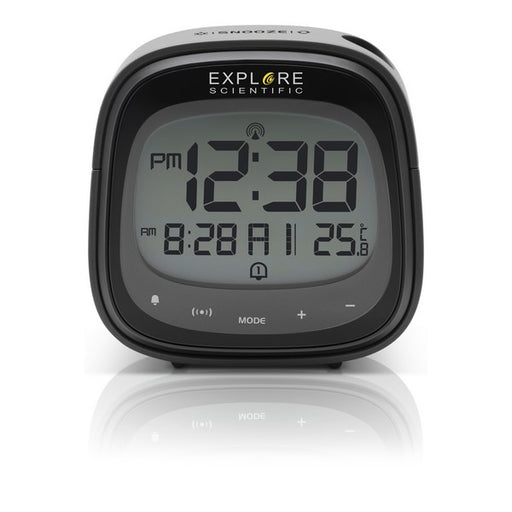 Alarm Clock Explore Scientific RDP-3007 LCD Black - Shoppersbase