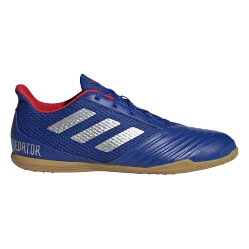 Adult's Indoor Football Shoes Adidas Predator 19.4 IN Blue - Shoppersbase