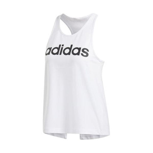 Tank Top Women Adidas W D2m Lo Tank White - Shoppersbase