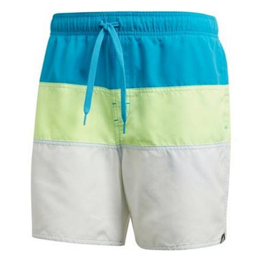 Men's Bathing Costume Adidas CB SH SL Blue - Shoppersbase