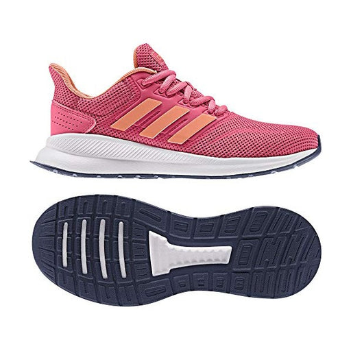 Sports Shoes for Kids Adidas Runfalcon K Pink - Shoppersbase