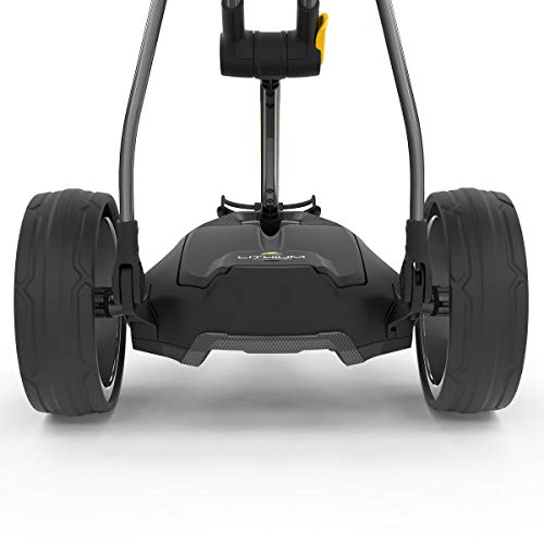 Powakaddy 2019 C2i GPS ELECTRIC GOLF TROLLEY 18 HOLE LITHIUM - Shoppersbase