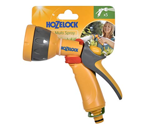 Hozelock Ltd Spray Gun, Multi-Colour - Shoppersbase