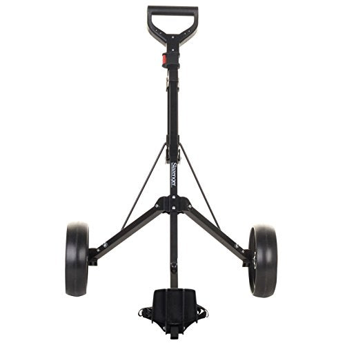 Slazenger Kids Golf Trolley Black - Shoppersbase