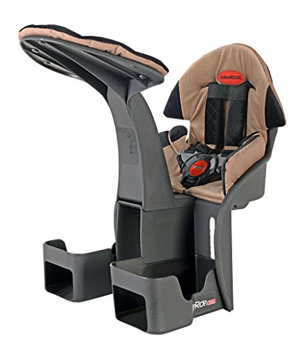 WeeRide Front Mounted Deluxe Child Safest Childseat,  Ages 1-4 - Shoppersbase