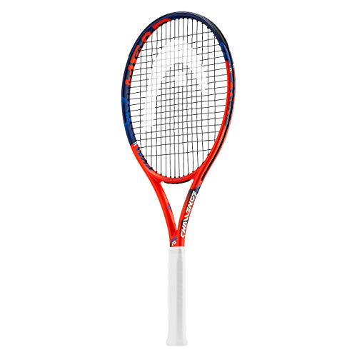 HEAD Innegra Challenge MP Tennis Racket, Grip Size- Grip 3: 4 3/8 inch - Shoppersbase