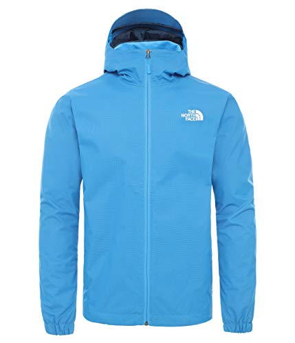 THE NORTH FACE Quest Jacket Men clar lake blue dark heather Size L 2020 winter jacket - Shoppersbase