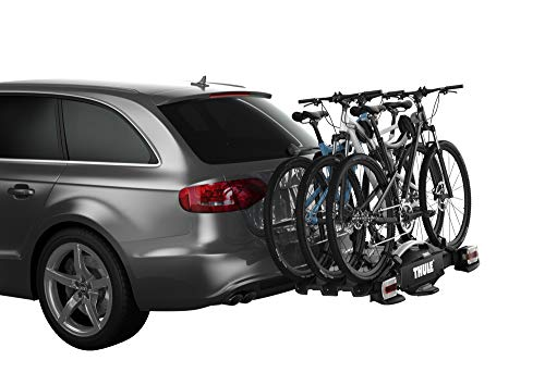 Thule 927001 VeloCompact Towbar Mounted Bike Carrier  (3-4 bikes) - Shoppersbase
