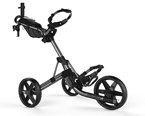 Clicgear 4.0 Golf Trolley Silver, New Model - Shoppersbase
