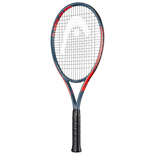 HEAD Unisex's IG Challenge LITE Tennis Racket, Orange/Anthracite, S30 - Shoppersbase