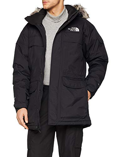 The North Face Waterproof Mcmurdo Men's Outdoor Hooded Jacket available in  TNF Black, Medium - Shoppersbase