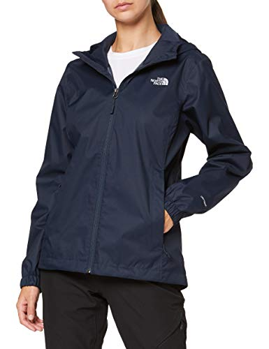 THE NORTH FACE Women's W Quest Jacket Shell, Urban Navy/Tin, S - Shoppersbase