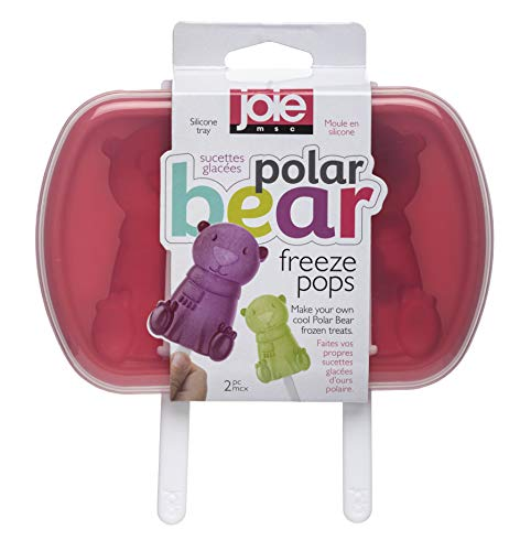 Joie Kitchen Gadgets 46300 Ice Lolly Mould, Plastic, Multi-Coloured - Shoppersbase
