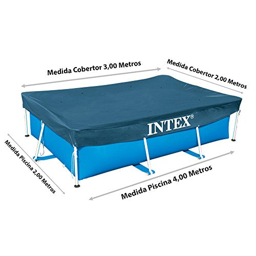 Intex Debris/Weather Cover for 3metre  x 2metre Frame Pools - 28038 - Shoppersbase
