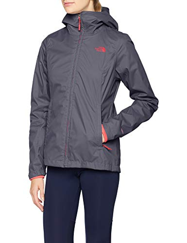 THE NORTH FACE Women's Tanken Triclimate Jacket, Grisaille Grey, Large - Shoppersbase