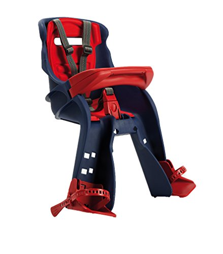 Okbaby Kids Orion Bike Seat 9-15 Kg - Blue/Red - Shoppersbase