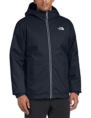 The North Face Men's Quest Insulated Jacket - Tnf Black, X-Large - Shoppersbase