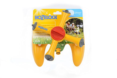 Hozelock Round Sprinkler Plus 254m² - Shoppersbase