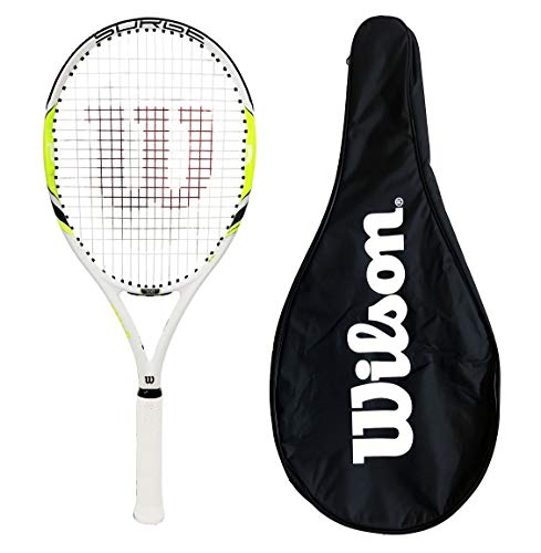 Wilson Surge 100 Tennis Racket with Cover - Shoppersbase
