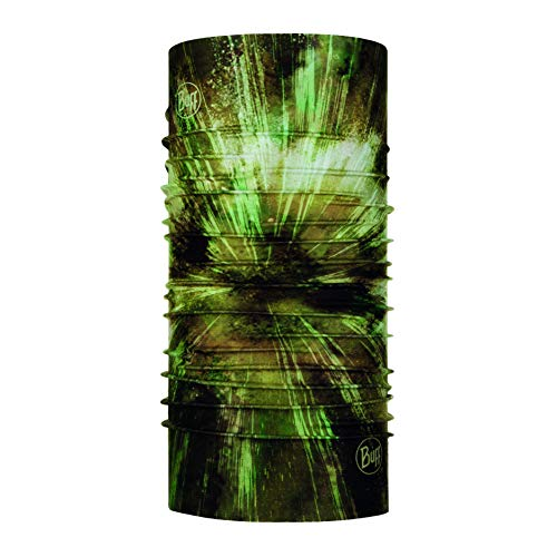 Buff Men's Coolnet Uv+, Diode Moss Green, One Size - Shoppersbase