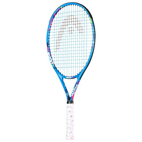 HEAD Unisex-Youth Maria 25 Tennis Racket, Light Blue, One Size - Shoppersbase