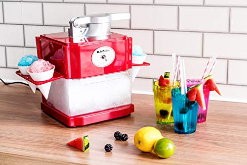 JMPosner For The Home Snow Cone Maker - Slush Machine - Shoppersbase