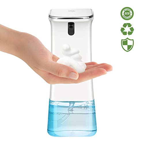 TAPCET Soap Dispenser, Automatic Soap Dispenser, No Touch more Hygienic, 2 Mode for Family School Office, Run on 3 *NO. 5 Battery Easy to Use - Shoppersbase