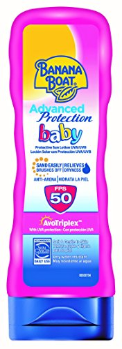Banana Boat Advanced Baby Sun Protection Lotion with SPF 50, 180 ml - Shoppersbase