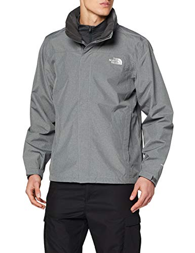 The North Face Sangro Men's Outdoor Jacket available in Medium Grey Heather Size Large - Shoppersbase