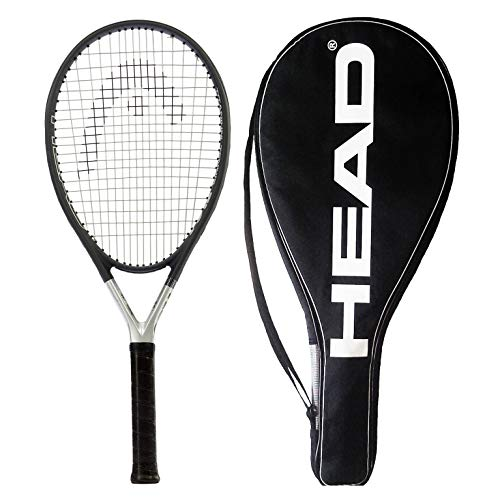 HEAD Ti S6 Titanium Tennis Racket, Grip Size- Grip 3: 4 3/8 inch - Shoppersbase