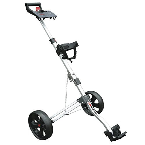 """NEW 2015"" MASTERS 5 SERIES STOW A CART LIGHTWEIGHT / COMPACT GOLF TROLLEY - Shoppersbase"