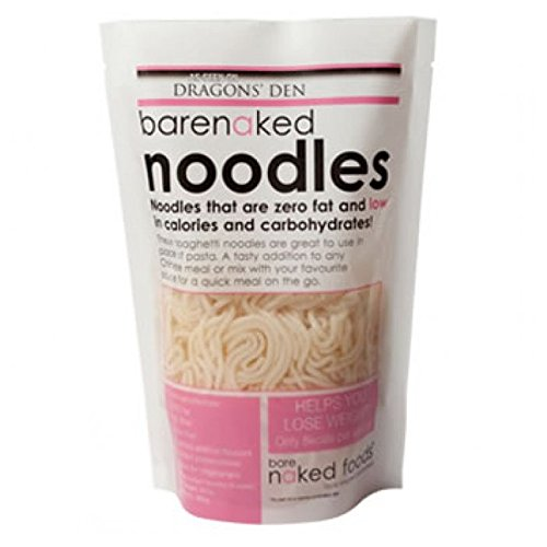 Barenaked Foods Noodles Original Noodles 250g (Pack of 5) - Shoppersbase