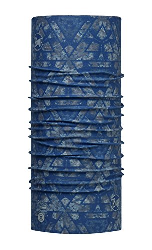 Buff Inugami High Uv Insect Shield Headwear, Blue, One Size - Shoppersbase