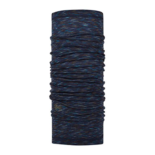 Buff Men's Multi Stripes Lightweight Wool, Denim, One Size - Shoppersbase
