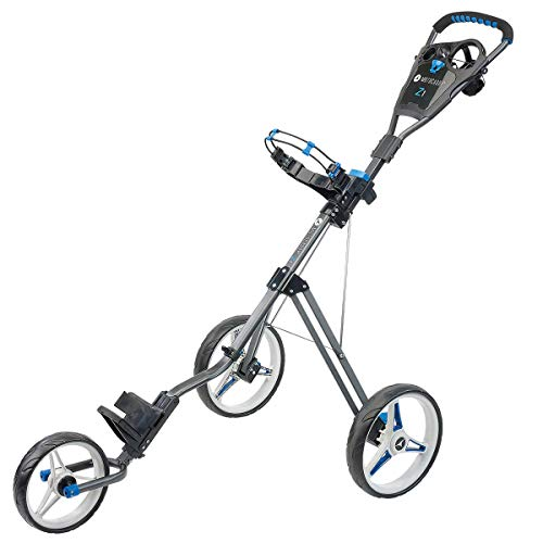 Motocaddy Z1 Push Trolley - Blue - Shoppersbase
