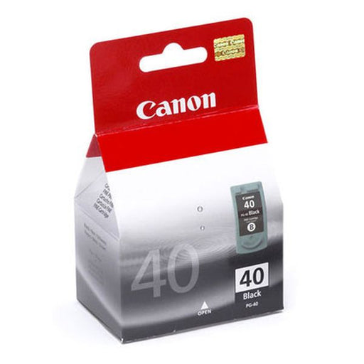 Original Ink Cartridge Canon PG-40 Black - Shoppersbase