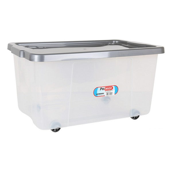 Storage Box with Lid Premier
