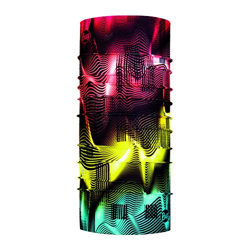 Buff Men's Coolnet Uv+ Reflective, Multi, One Size - Shoppersbase