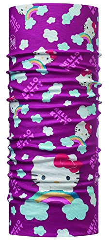 Buff Girls' Washable, Hk Rainbow Purple, One Size - Shoppersbase
