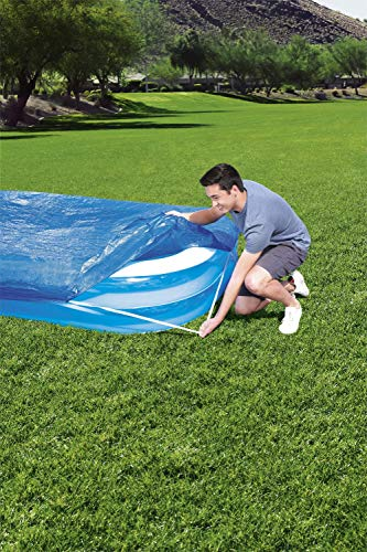 Bestway Family Pool Cover - 8.5 feet x 69 inch x 20 inch - Shoppersbase