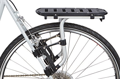 Thule PACK N PEDAL TOUR RACK On- Bike, Black, One size - Shoppersbase