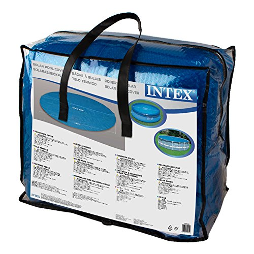 Intex 29025 Solar Pool Cover (5.48m) - Shoppersbase
