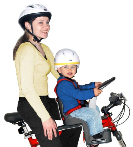 WeeRide Classic Safe Front Mounted Children's Bike Seat, Ages 1-4 - Shoppersbase