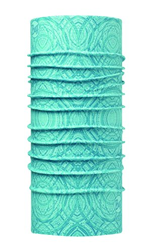 Buff Mash High Uv Pro Cap, Turquoise, One Size - Shoppersbase