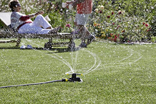 Karcher 2.645-019.0 20.0 x 24.8 x 10.0 cm RS130/3 Sprinkler - Black/Yellow - Shoppersbase