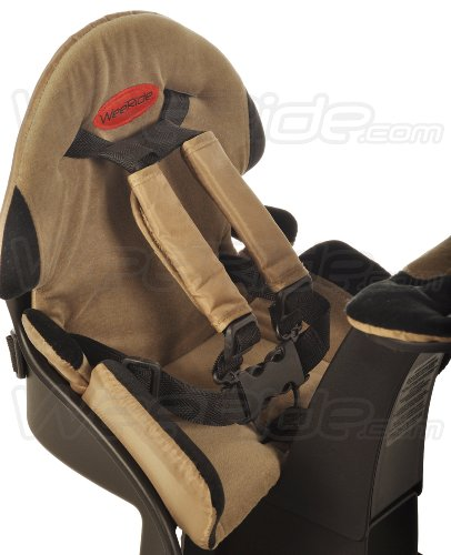 WeeRide Deluxe Child Baby Bike Seat - Shoppersbase