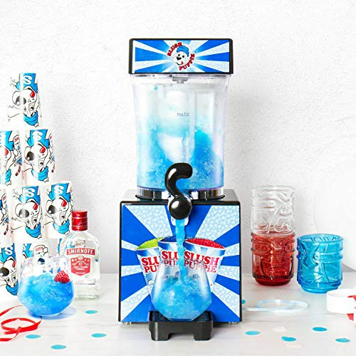 High-Q Slush Puppie Machine Frozen Ice Slushie Drink Maker - Shoppersbase