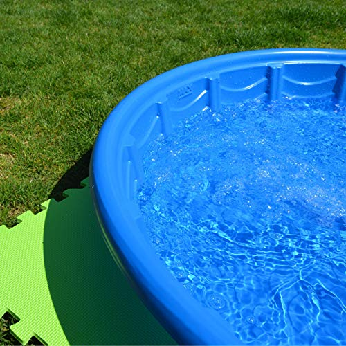 KandyToys 3-in-1 Paddling Pool, Sand Pit or Dog Paddling Pool - Shoppersbase