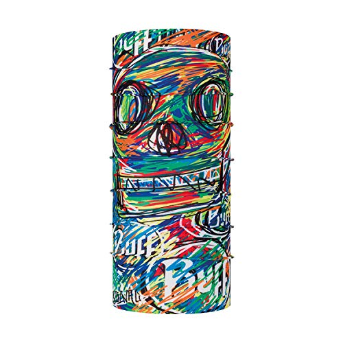 Buff Coolnet Uv+ Kids Salqin Coolnet UV+ - Multi-Coloured, One Size - Shoppersbase